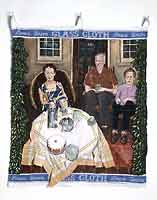 Tea Towel by Mary Cozens-Walker